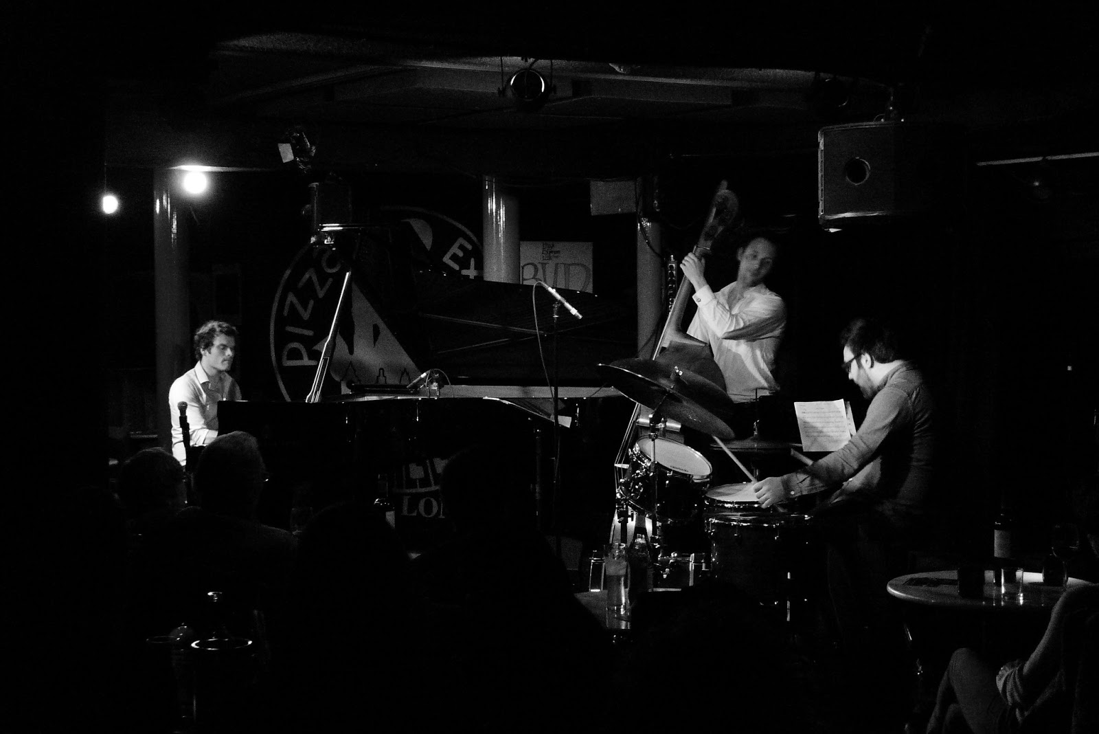 Review Andrew Mccormack Trio At Pizza Express Dean St