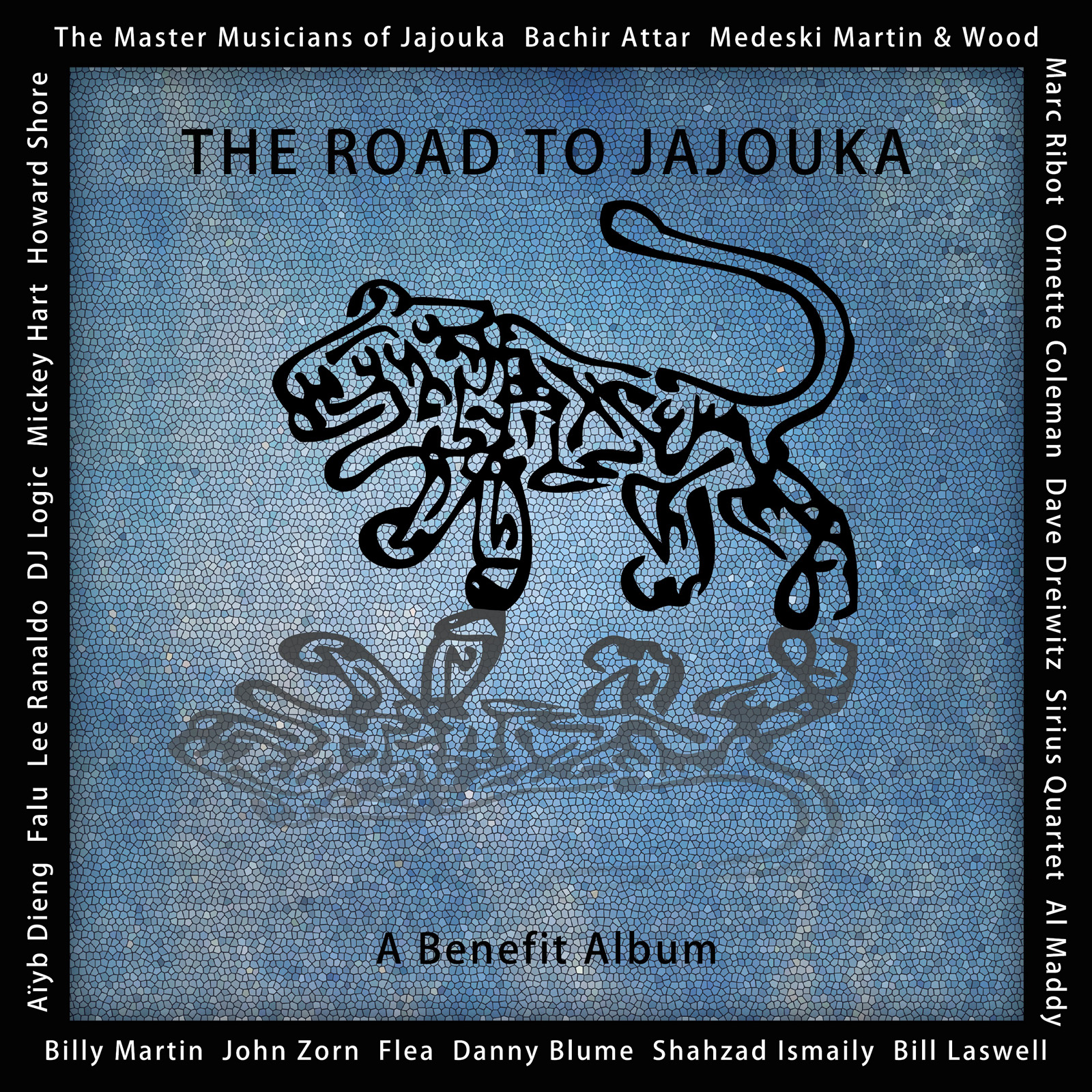 News: The Road to Jajouka, Benefit Album Released 10th