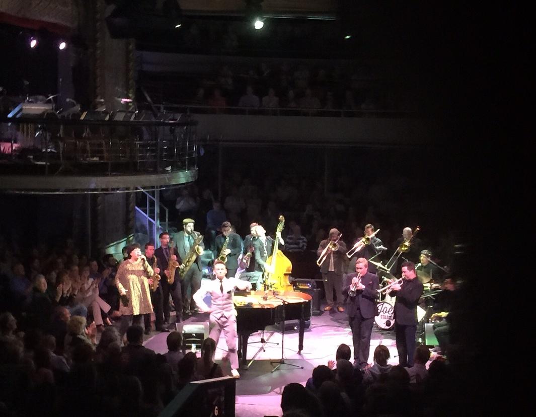 REVIEW: Joe Stilgoe – New Songs for Old Souls Album Launch