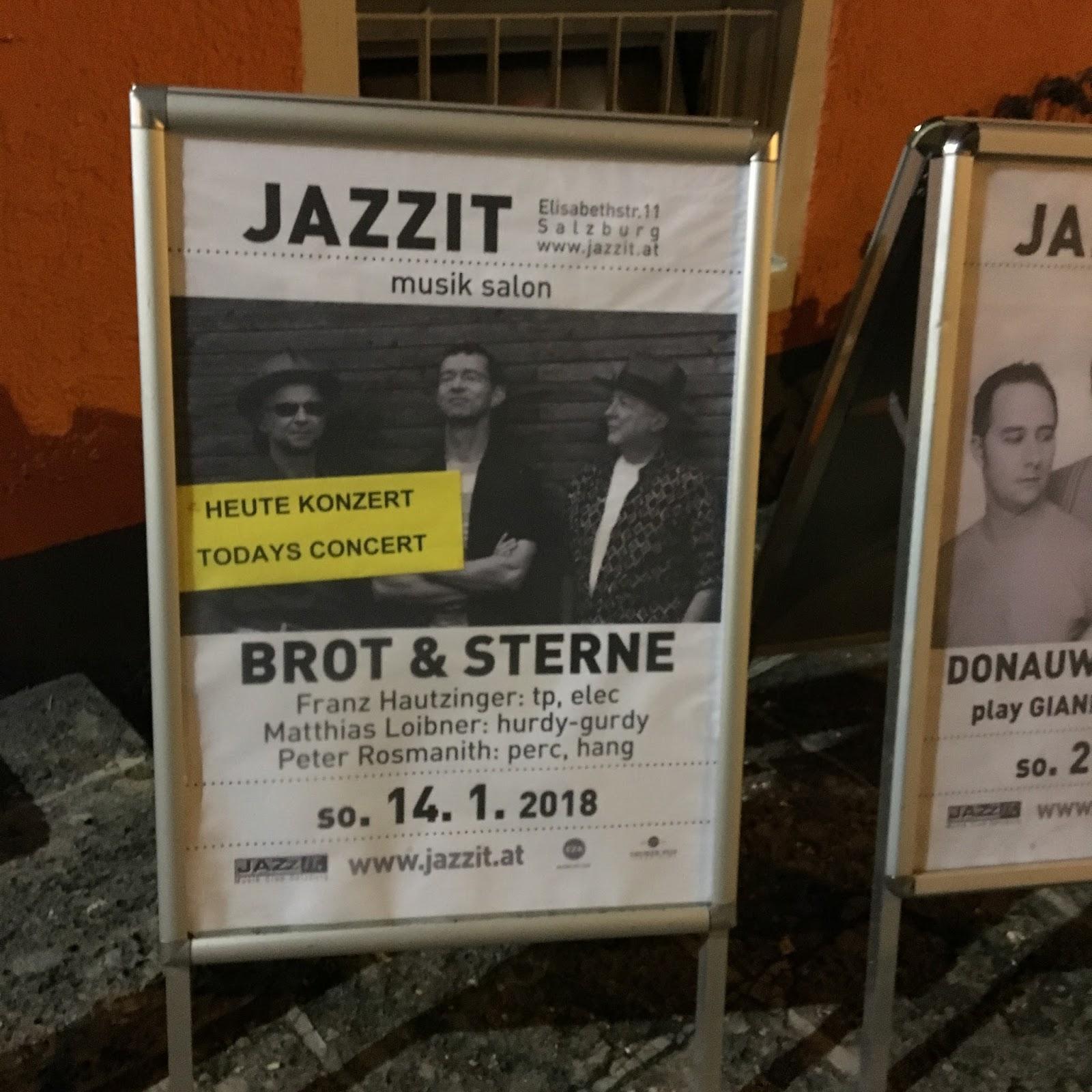 REVIEW/FEATURE: Brot & Sterne (Franz Hautzinger, Matthias