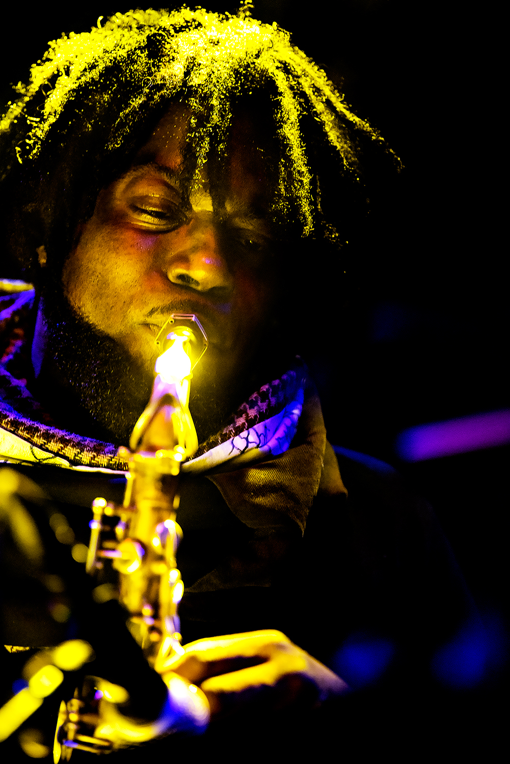 REVIEW: Tomorrow's Warriors presents I Am Warrior at the Jazz Cafe