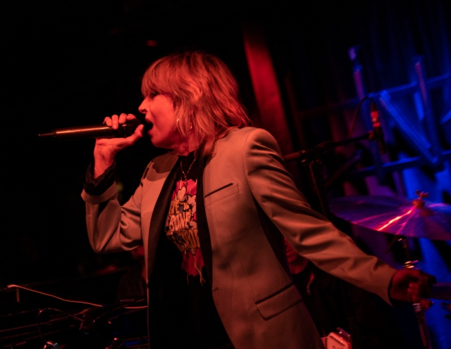 Chryssie Hynde – a new jazzy direction?