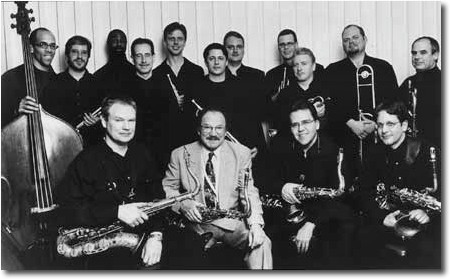 Woody Herman's Four Brothers Reunion featuring Frank Tiberi and James Pearson Trio (Pizza Express Jazz Club 12 – 15 Sept)
