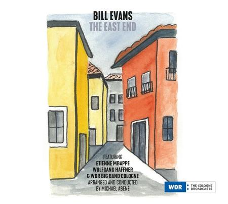 Bill Evans ft. WDR Big Band Cologne – The East End