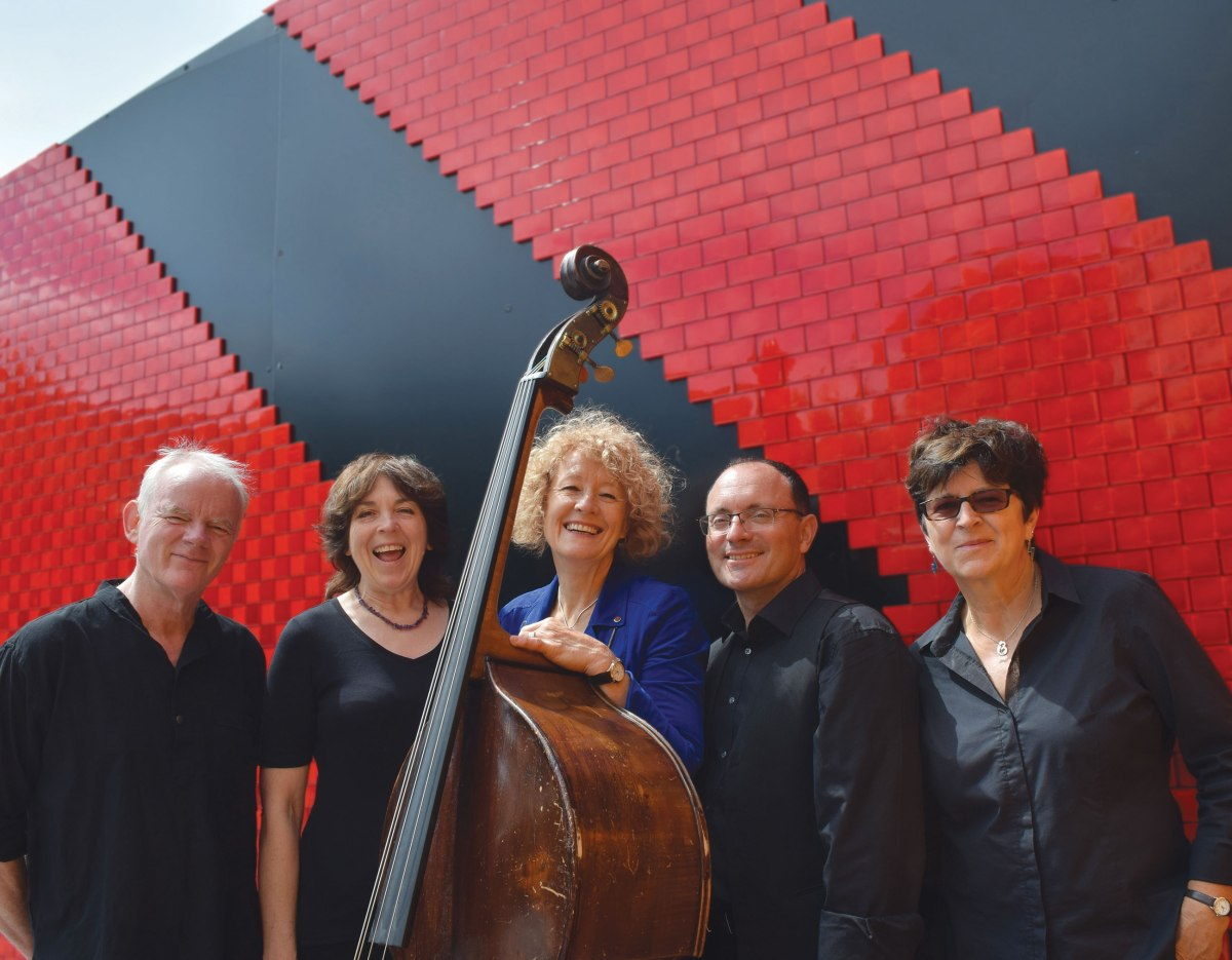 Alison Rayner and ARQ (new album Short Stories/Kings Place, 15 Nov)