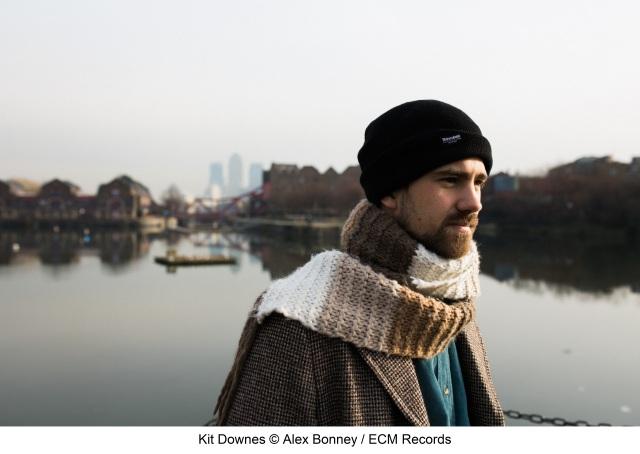 Kit Downes (new album Dreamlife of Debris, now out on ECM)