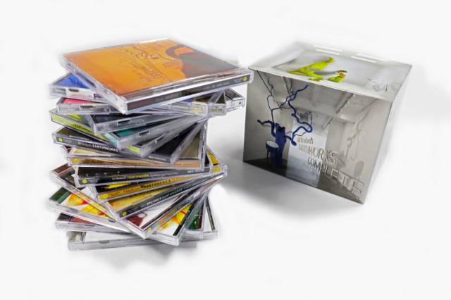 "Bill Bruford's Earthworks – ""Complete"""