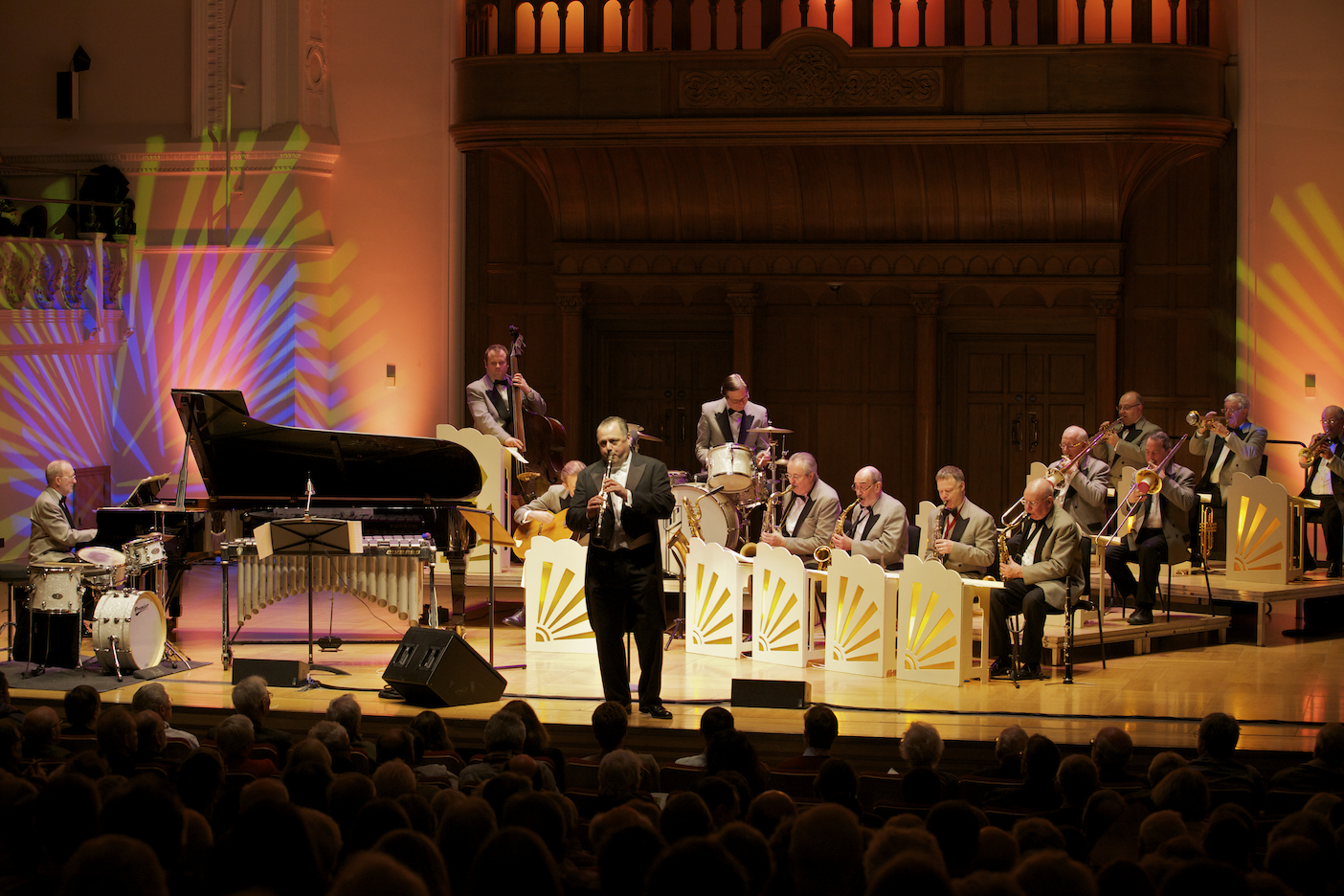"""The Benny Goodman Orchestra's Famous 1938 Carnegie Hall Concert"" (Cadogan Hall, 26 January)"