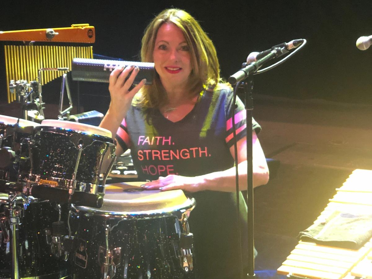 Multi instrumentalist Teena Lyle