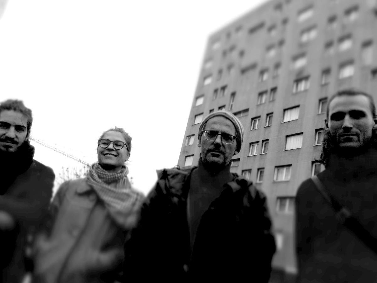 Nobi quartet - Fanny Ménégoz