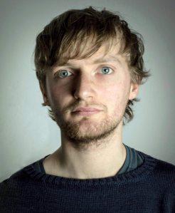 Pianist Ben Comeau