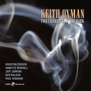 Keith Oxman album cover