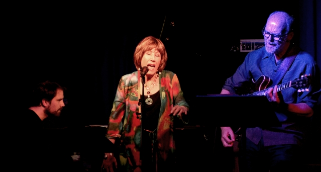 Kit Downes, Norma Winstone & Mike Walker