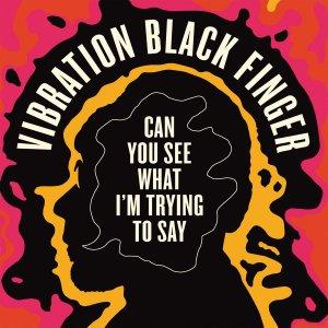 Vibration Black Finger