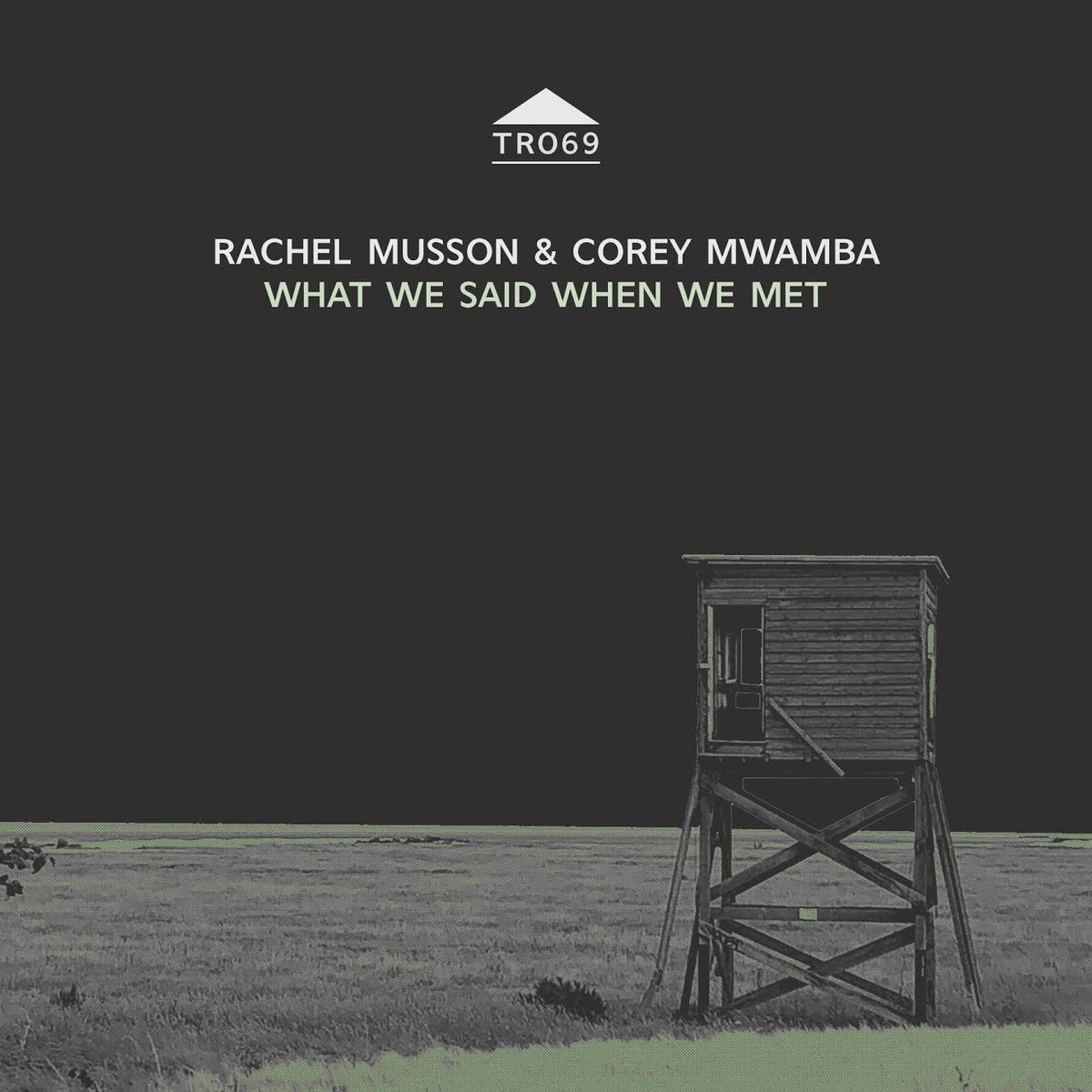 "News, reviews, features and comment from the London jazz scene and beyond | Rachel Musson and Corey Mwamba – ""What We Said When We Met"""