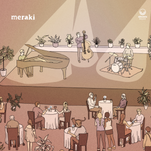 Meraki album cover