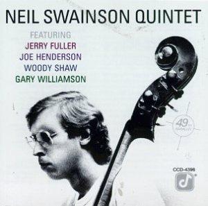 Neil Swainson Quintet 49th parallel original album cover
