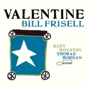 Bill Frisell Valentine album cover