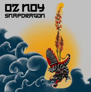 OZ Noy Snapdragon album cover
