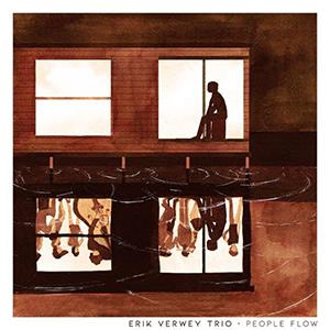 Erik Verwey album cover