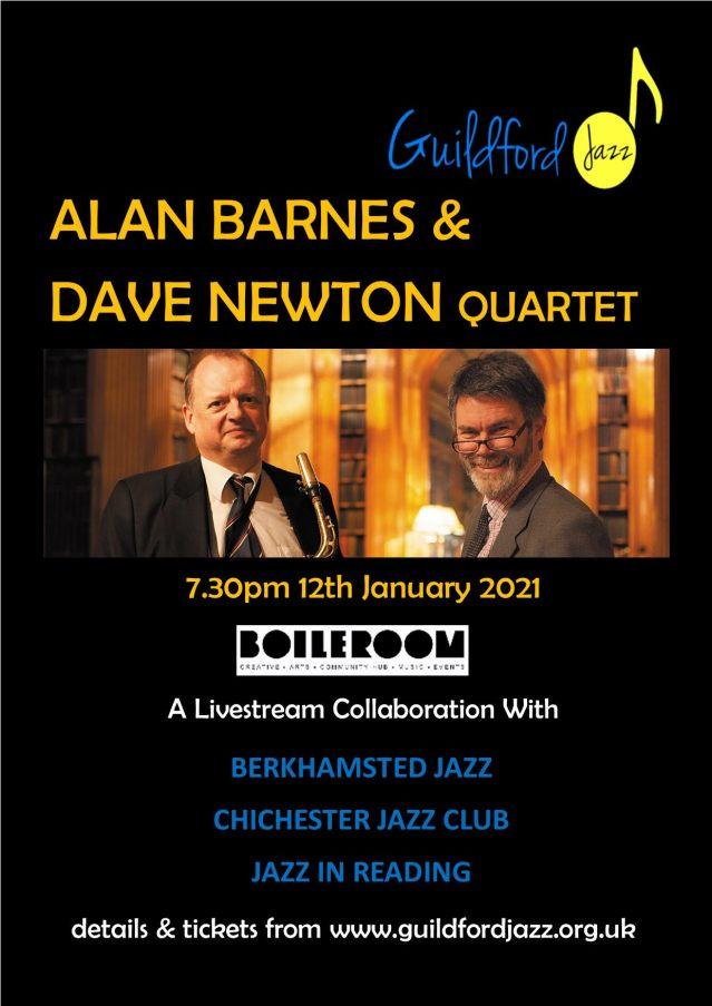 Alan Barnes and Dave Newton
