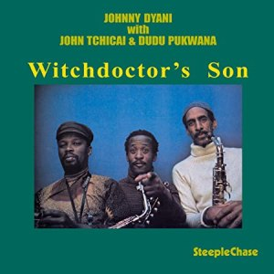 Witchdoctor's Son album cover