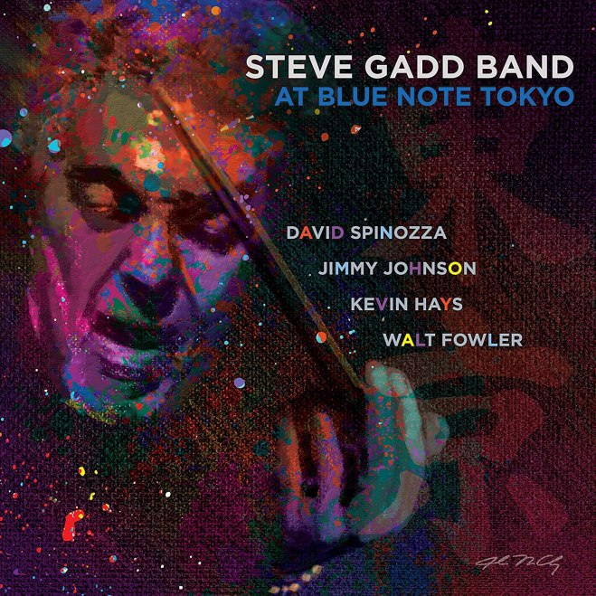 Steve Gadd Band – 'At Blue Note Tokyo' – News, reviews, features and  comment from the London jazz scene and beyond