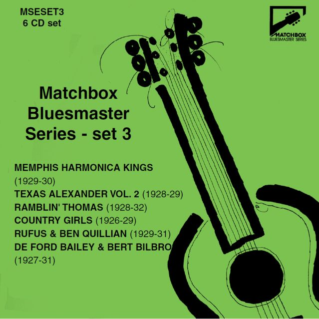 Matchbox Bluesmaster