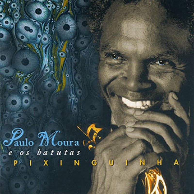 Paulo Moura album cover