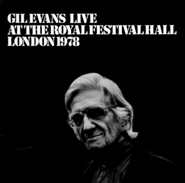 Gil Evans album cover