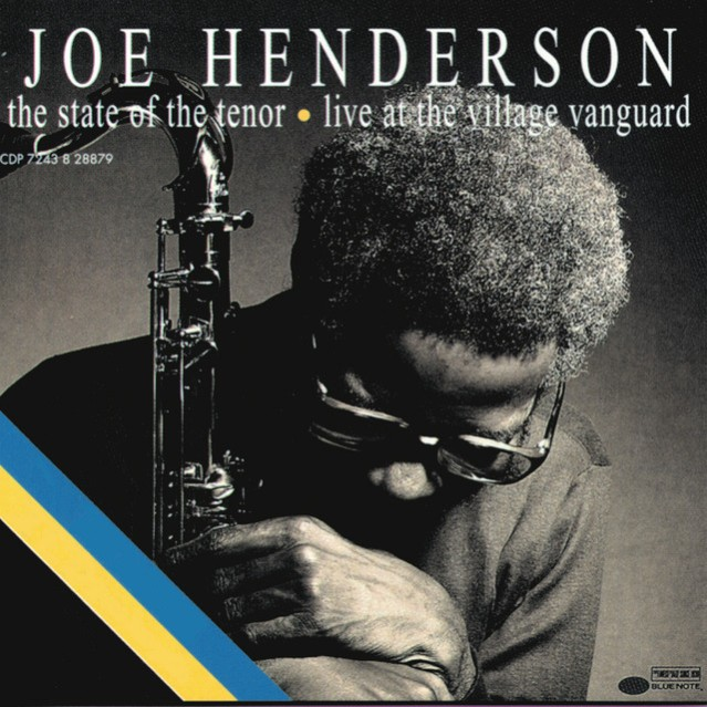 Joe Henderson album cover