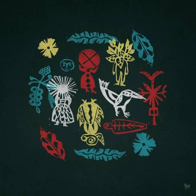 Angrusori album cover