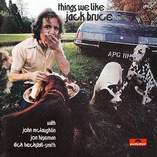 Jack Bruce album cover