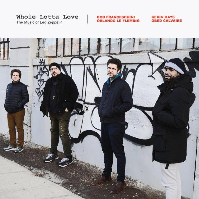 Whole Lotta Love album cover