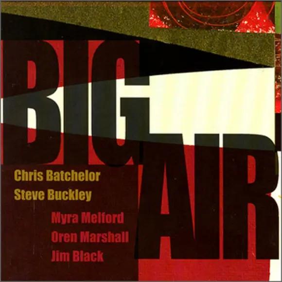 Big Air album cover
