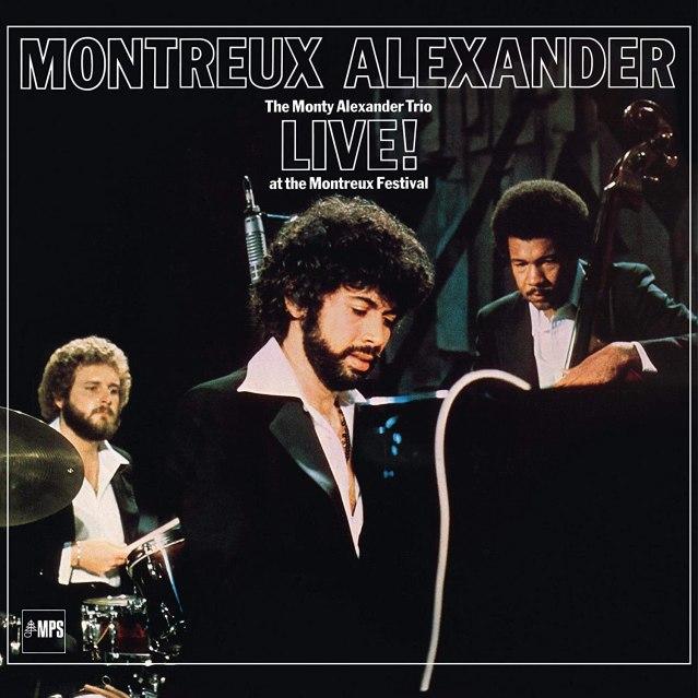 Montreux Alexander album cover