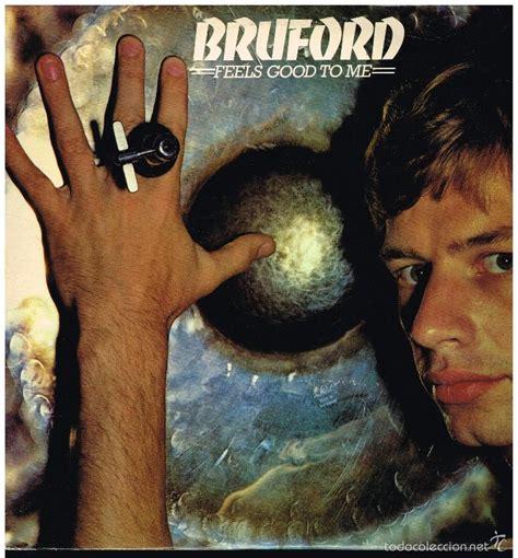 Bill Bruford album cover
