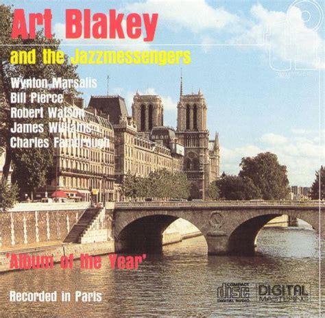 Art Blakey album cover